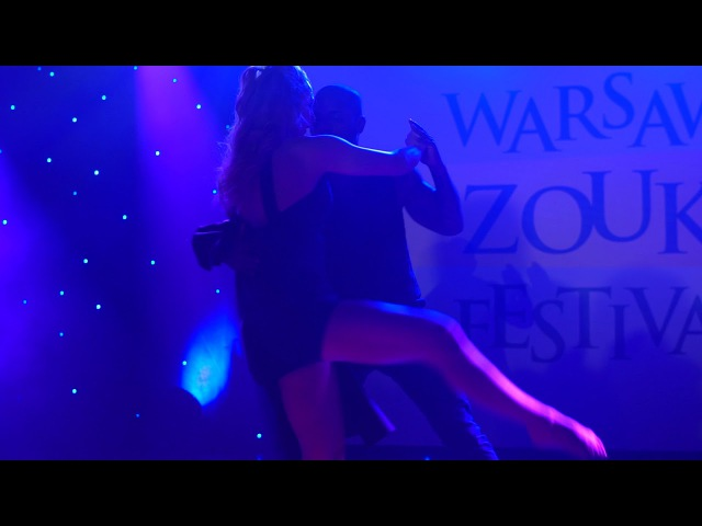 WZF2018 Joanna William Dos Santos in Performance ~ video by Zouk Soul