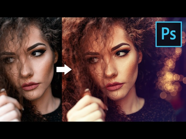 Create Awesome Filters Using Curves with Gradients in Photoshop