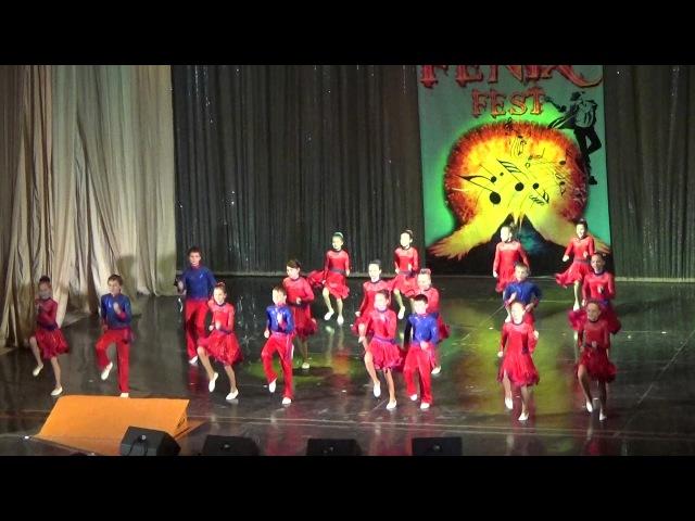 Студия танца FORCE Воронеж -Хорошее настроение