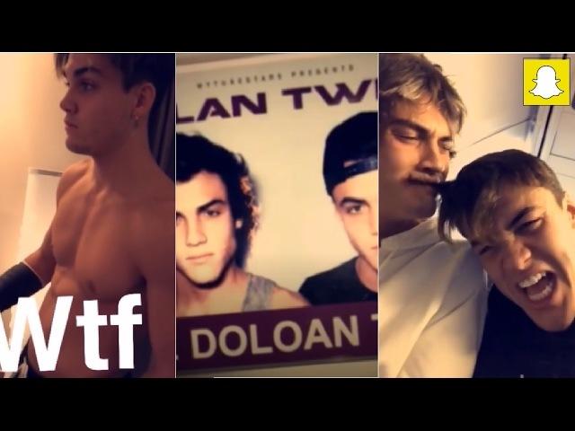 Dolan Twins funniestcutest snapchats (PART 3)