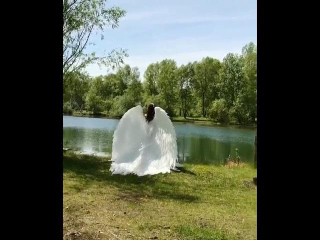 крылья ангела ЛисьяМастерская