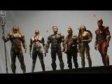 Behind The Scenes Justice League Featurette