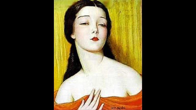 Lucienne Boyer - Quand tu seras dans mes bras, 1933