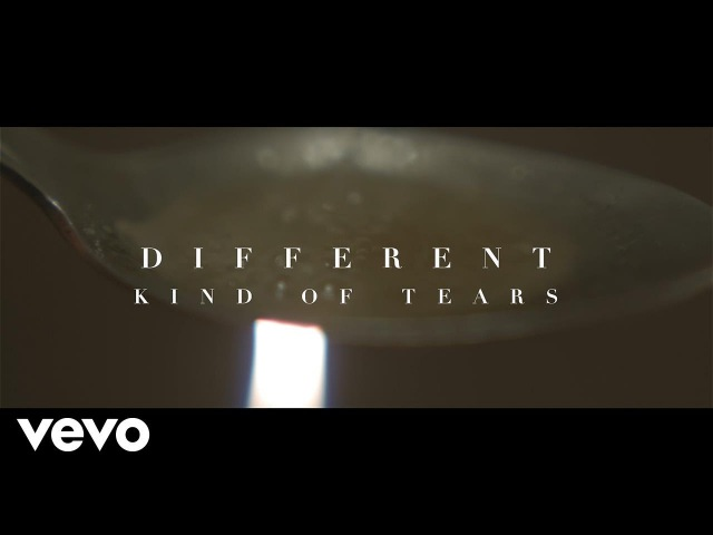 Sully Erna - Different Kind of Tears