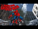Spider-Man PS4 with Classic 60s Theme Song Intro