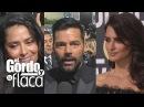 Salma, Penélope y Ricky Martin alzan la voz en los Globos de Oro   GyF