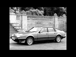 Rover 3500 Vanden Plas EFi SD1 '1984–85