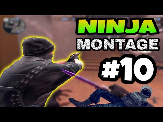 Critical Ops - Ninja Montage 10 (Trolling,Ninja Defuses and More!)