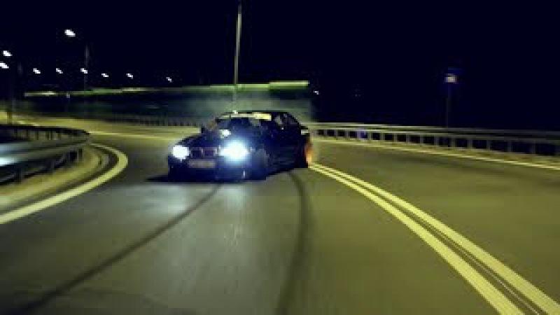 Night Car Music • Gangster Rap Trap Bass Cruising
