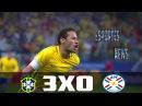 Brasil 3 x 0 Paraguai -Gols Melhores Momentos - Eliminatórias Copa do Mundo Rússia 2018