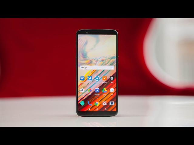 Обзор OnePlus 5T