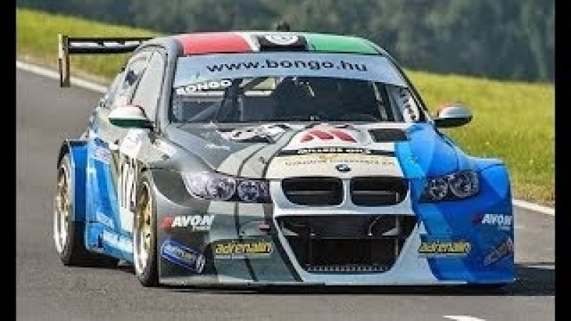 9 500Rpm BMW 3 Series E90 540Hp S65 V8 Swap Monster Cividale 2017