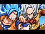 Goku Vs Saitama - What If Battle OPM DBZ DBS Parody