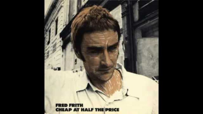 Fred Frith -- Evolution (1983)