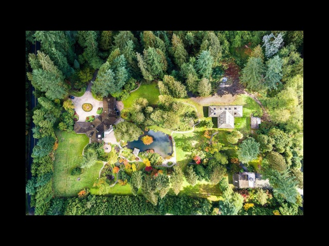Exclusive Awe-Inspiring Sanctuary in North Vancouver, British Columbia, Canada