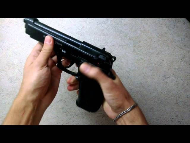 Стартовый пистолет Ekol Firat Magnum