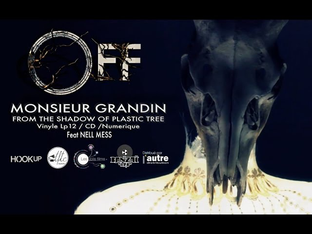 Monsieur Grandin LP - C L I P : The Shadow of Plastic Tree - 07 OFF feat Nell Mess