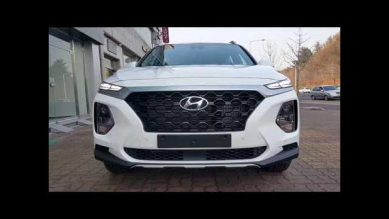 Đánh giá xe Hyundai Santa Fe TM 2019 thế hệ thứ 4 Giá xe Santa Fe TM