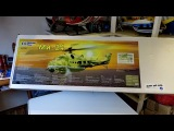 Teil 1 RC Projekt Mil Mi-24 Hind T-Rex 600 Russian Helicopter , Unboxing HD