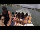 TRAVERS BEYNON ON A BOAT | CANDY SHOP MANSION