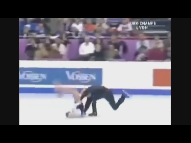 The MOST Horrifying Ice Skating Falls Known To Man