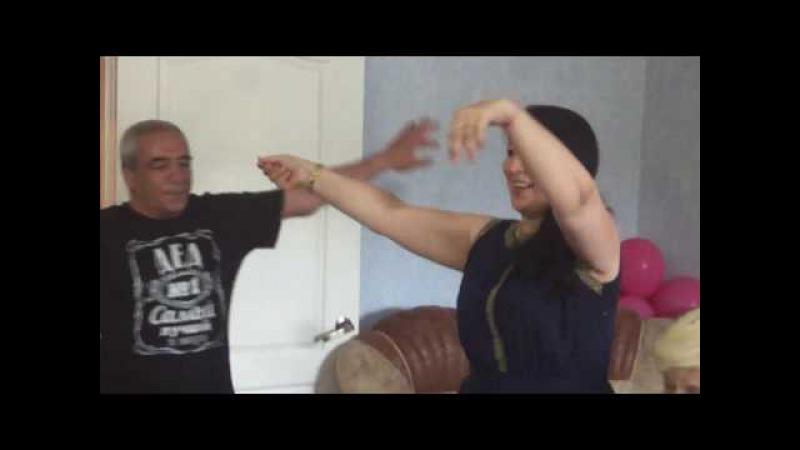 Роза и Марат Енгибарян 65 лет г Березовский Видео Нусратуллина Ф Г