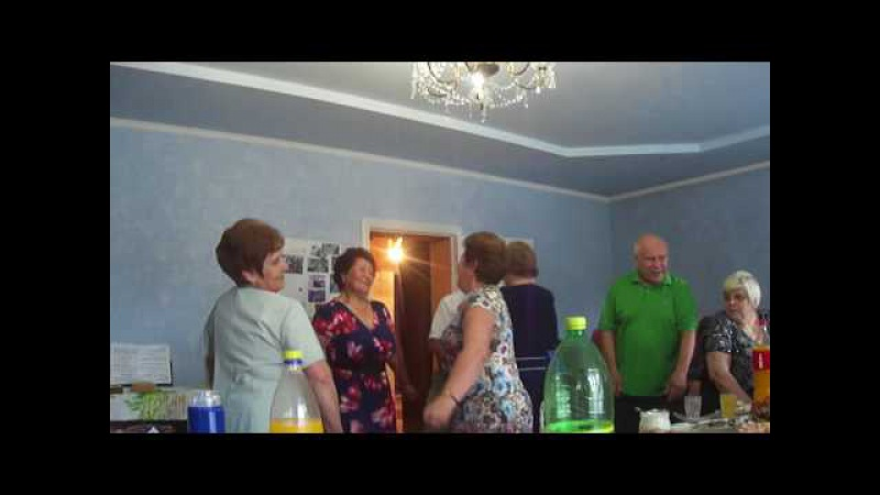 Роза и Марат Енгибарян 65 лет г Березовский Нусратуллин Фарид среди гостей