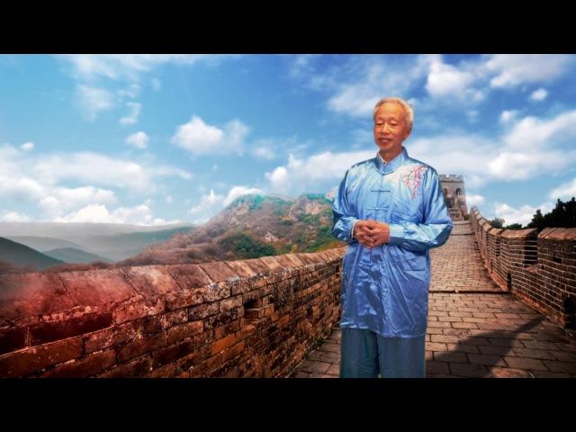 УПРАЖНЕНИЕ. Как наполнить себя БИОЭНЕРГИЕЙ. Основатель школы Ци Гун Дао - Ли Юн.