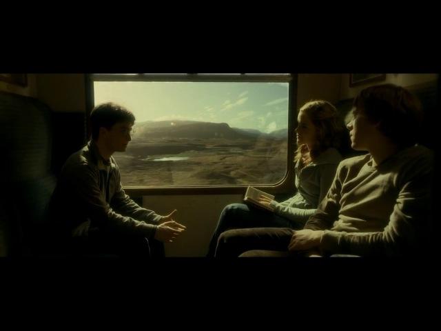 Гарри Поттер и Принц-полукровка.Подозрения Гарри.Неудачное подслушивание