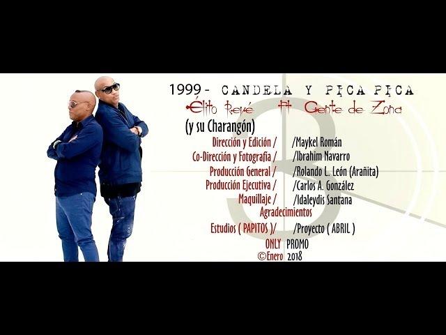 Elito Revé y su Charangón ft Alexander Gente de Zona 1999 Only Promo