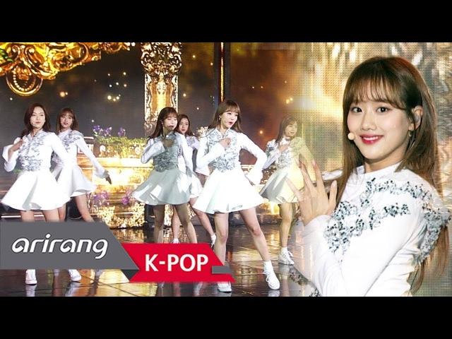 [Simply K-Pop] April(에이프릴) _ Take My Hand(손을 잡아줘) _ Ep.299 _ 021618 кфк