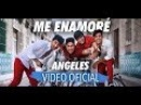 Angeles Me Enamoré feat El Micha Video Oficial