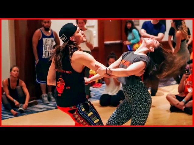 Daniel Caesar - Best Part (feat. H.E.R.) Dance | Zouk | Ry'El Jessica Lamdon - Interfusion