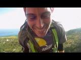 Shaan-Kaya. Crimea. Rope jumping with Skyline X-teamПрыжки с веревкой в Крыму с командой Skyline