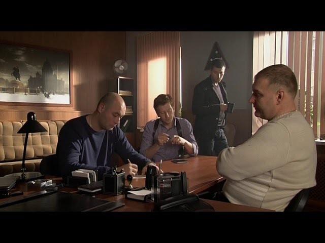 Ментовские войны 5 сезон - 16 серия . Голова Медузы. 11.03.2012
