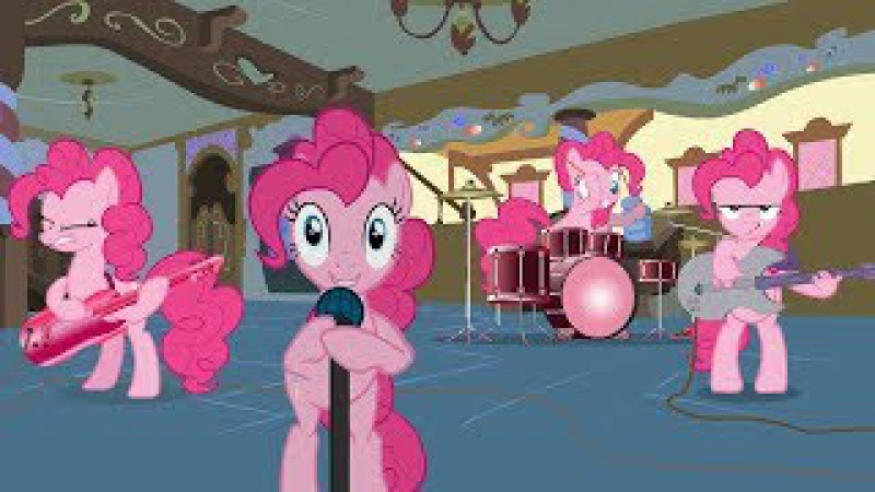The Pinkies Song 2 Animation