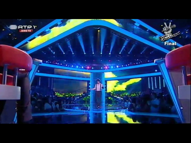 Luís Sequeira - Stairway to Heaven Led Zeppelin - Final - The Voice Portugal