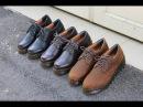 Giày da dr martens nam 8053 thái lan cổ thấp da bò thật
