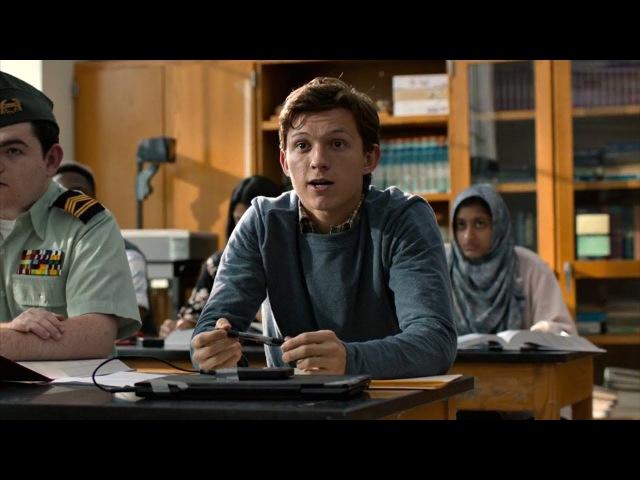 Школьная жизнь Питера Паркера. Человек-паук: Возвращение домой. 2017