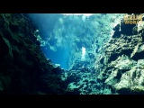 Diving Silfra Iceland JONATHAN BIRD'S BLUE WORLD