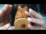 wooden ocarina - F min (444 Hz) sound sample
