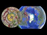 Часть первая. Даария и первая Луна земли Леля. Город и пирамида в России возрастом 110000 лет.