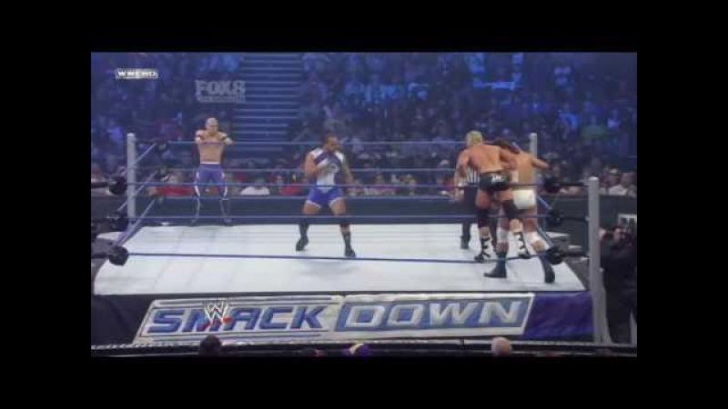 MVP Last Match in WWE