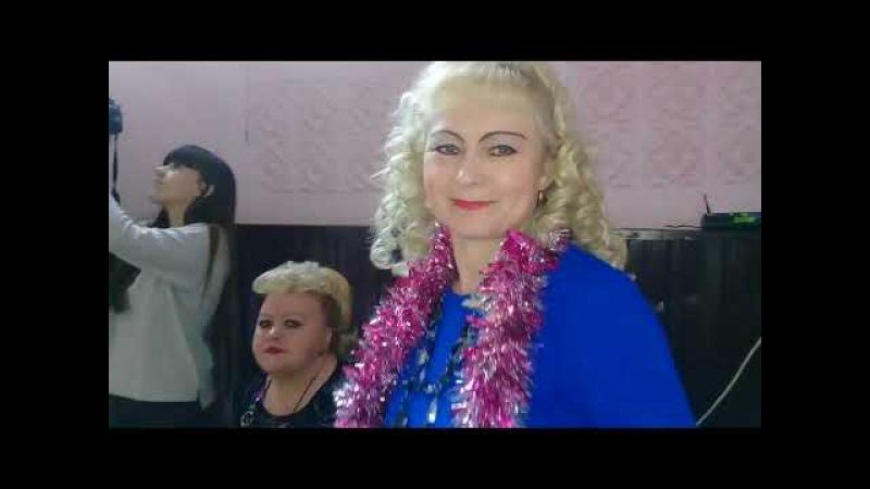 Новый год ёлка В РДК Новониколаевский район Волгоградской области 03.01.2018 год
