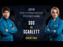 StarCraft II - sOs [P] vs. Scarlett [Z] - Grand Final - IEM PyeongChang [2/2]