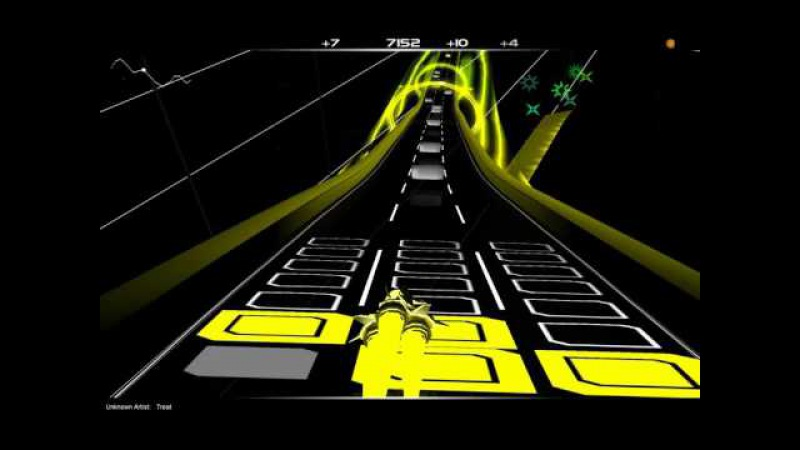 Shawn Mendes - Treat You Better - Audiosurf