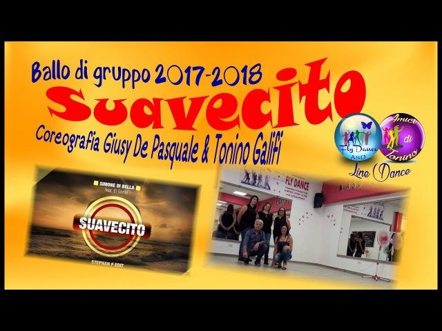 Suavecito Simone Di Bella ft El Gorila Coreo Giusy De Pasquale e Tonino Galifi Balli di Gruppo