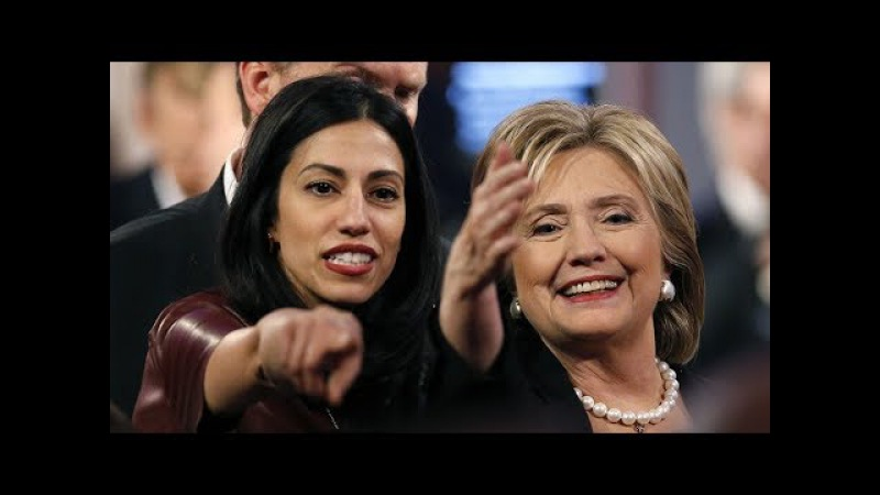 State Department releases Huma Abedin emails found on Anthony Weiners laptop