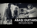 Abasi Guitars Interview | 2018 | More Info about Tosin Abasi's Guitar Company! (Animals as Leaders)