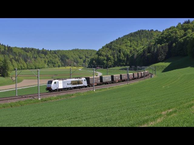Blackpearl, Alpinisten und Crossrail im Emmental